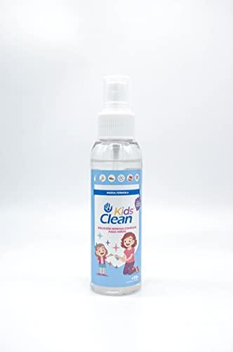 KidsClean Solución Hidroalcohólica para niños Pulverizador 100 ml
