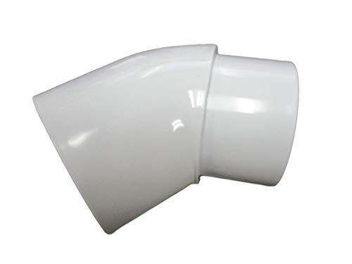 Hot Tub Spa 45° 2' Street X 2' Slip Plumbing PVC Fitting How to Video