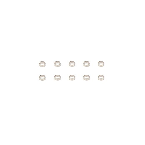 Protection Metal Ring for Mast - 10 Pack for The V1-V5 Joysway Dragon Force DF65 RC Sailboat
