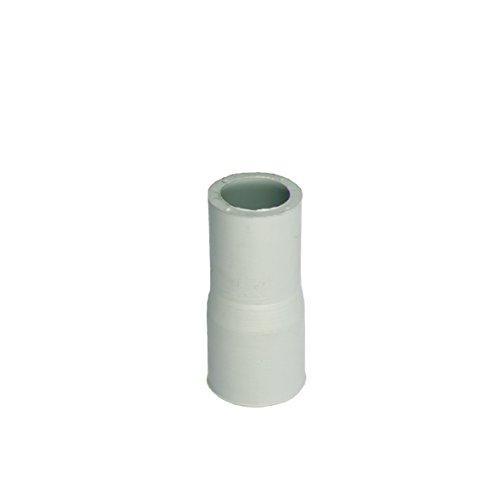 Ablaufschlauch Abpumpschlauch Alternativ Adapter Stutzen Waschmaschine Spülmaschinen 21/19mm Durchmesser zur Ablaufschlauch-Anschlussreduzierung für Airlux Balay Neff Bosch Küppersbusch Vorwerk