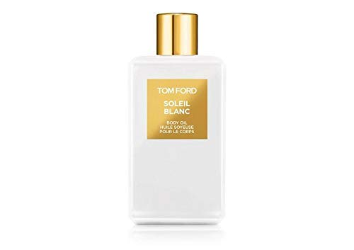 Tom Ford Soleil Blanc Body Oil Made in Belgium 250ml / Tom Ford Soleil Blanc Aceite Corporal Hecho en Bélgica 250 ml