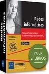 Redes Informáticas. Pack de 2 libros: Nociones fundamentales, mantenimiento y reparación de PC - 5ª edición