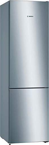Bosch Elettrodomestici KGN39VLDB Serie 4, Frigo-congelatore combinato da libero posizionamento, 203 x 60 cm, inox look