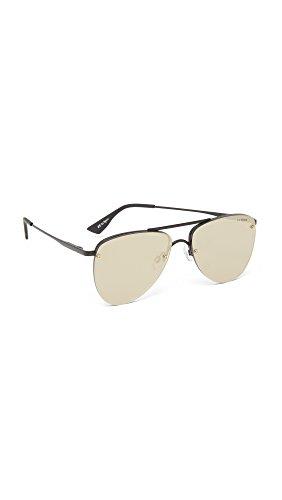 Le Specs Gafas De Sol El Príncipe - Negro Mate
