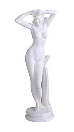 Erotik pur Frauenakt nackte Venus nach antikem Vorbild Skulptur IS241 Palazzo Exklusiv