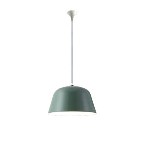 Kroonluchter Torshavn Green Nordic woonkamer slaapkamer koffie macarons creatieve eenvoudige atmosferische persoonlijkheid Amerikaanse kleur ijzer eettafel lamp E27