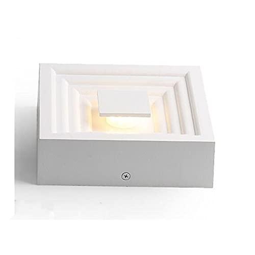 Moderno, Luz de techo LED montada en superficie 6W 12W AC85-265V para sala de estar Dormitorio Cachorro Corredor Cuarto de baño Lámpara de techo para sala de estar, dormitorio, pasillo y más