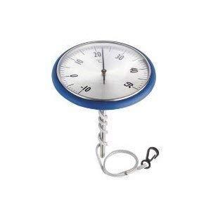 Edelstahl-Thermometer für Pools