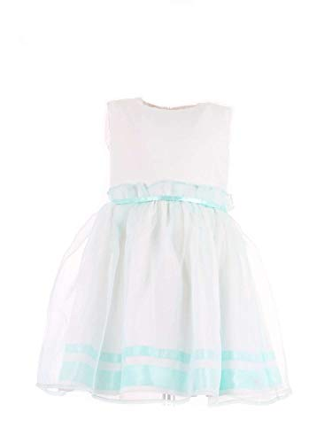 Liu Jo Luxury Fashion Girls Dress Summer White
