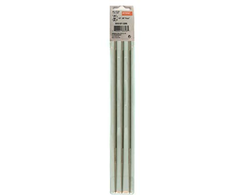 Stihl 7010 871 0395 Replacement Files for Sharpening 1/4
