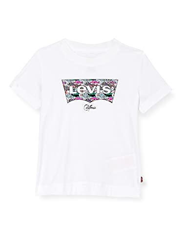 Levi's Kids LVB SS Graphic Tee C843 T-Shirt, White, 16 Ans Boys