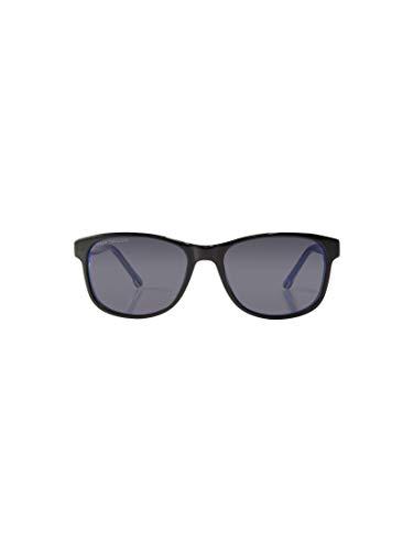 TOM TAILOR Damen Eyewear Wayfarer Kinder-Sonnenbrille black-white-blue,OneSize