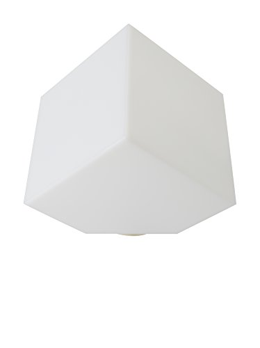 Artemide Edge Lampada Parete/Soffitto 35x32x21 cm, Bianco