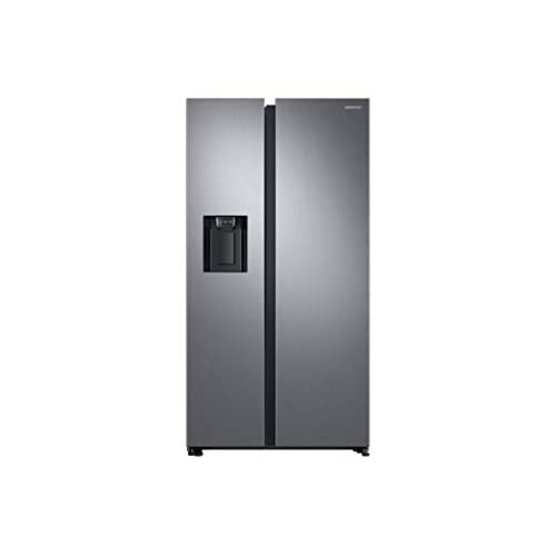 Samsung Elettrodomestici RS68N8240S9/EF Frigorifero Side by Side RS8000, 617 l, Metal Inox