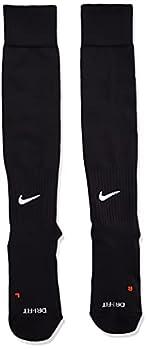 Nike Classic II Cushion Over-the-Calf Football Sock nkSX5728 010  Black/White Medium