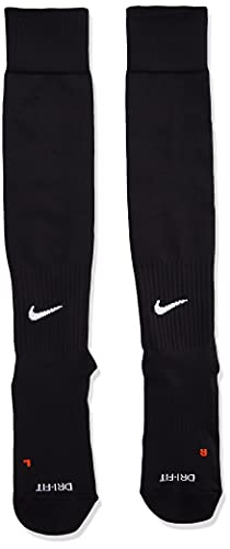 Nike U NK Classic II Cush otc-team Unisex Socken, Mehrfarbig (Tm Black / White), 42-46 (Herstellergröße : L)