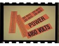 Stranco Inc Pipe Mrkr, 110 Volts, 1-1/4in.andSmllr - CVC-1041-PK