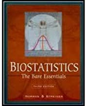 Biostatistics: The Bare Essentials-Textbook ONLY