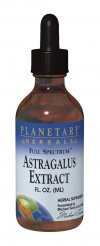 Planetary Herbals Full Spectrum Astragalus Extract Supplement, 2 Fluid Ounce