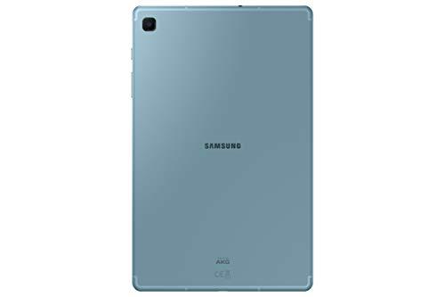 Samsung GalaxyTabS6Lite,Tablet inklusive S Pen, 64 GB interner Speicher, 4 GB RAM, Android, LTE, Angora blue
