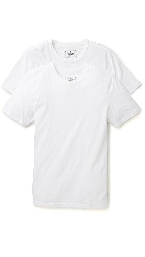 Reigning Champ Men's T-Shirt 2 Pack