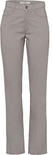 BRAX Damen Style City Sport Premium Five Pocket Uni Hose, Stone, W29/L30(Herstellergröße: 38K)