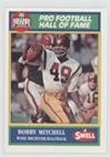 Bobby Mitchell (Football Card) 1990 Swell Pro Football Hall of Fame - [Base] #120