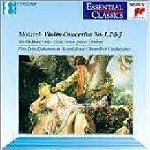 Mozart: Violin Concerti 1-3 Essential Classics
