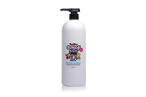 Bonsai Kids Fruit Power Shampoo - For kids hair - Moisture - Hydrate -Parabens & Sulfates Free 32oz