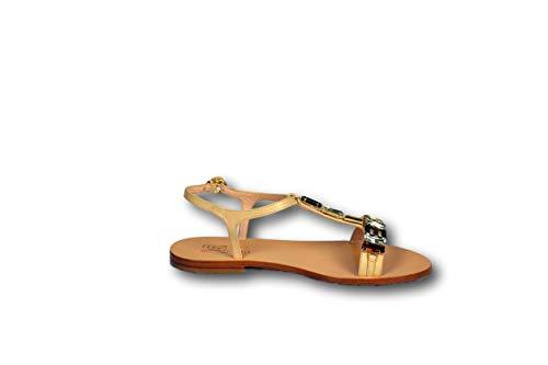 Salvatore ferragamo - sandalen gelso tg. 37.5 - 634867