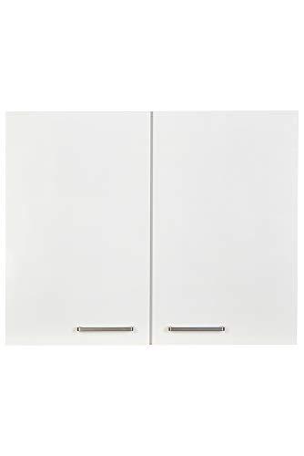 nobilia elements Küchenschrank Wandschränke 2 Böden 2 Türen 90 cm