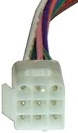 Amazon.com: 9 PIN MALE/ QUICK DISCONNECT HARNESS ... on