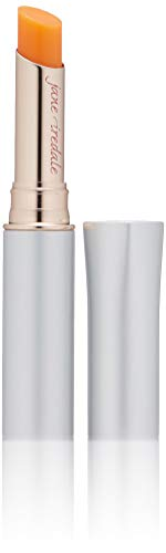 Jane Iredale Just Kissed Lip and Cheek Stain, Forever Peach, 3 g