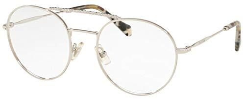 Miu Miu Damen 0MU 51RV Sonnenbrille, 0, 52