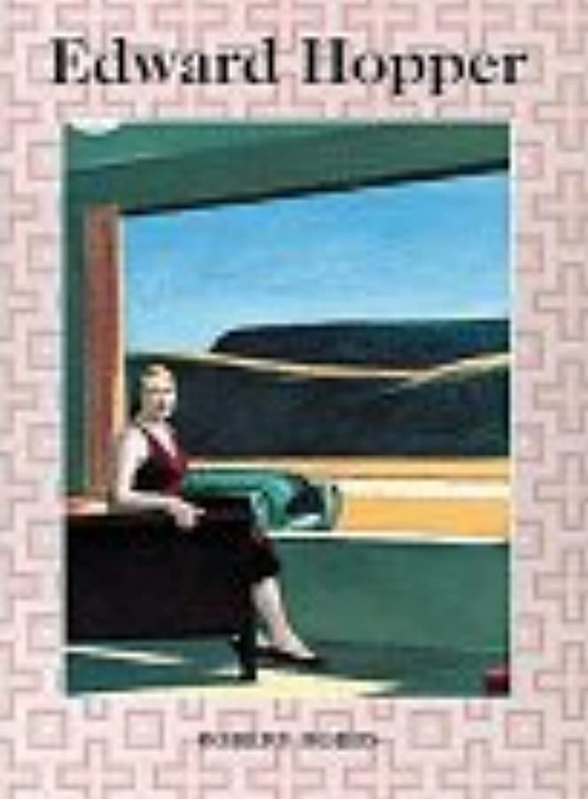ワーム見捨てられたいたずらなEdward Hopper (Library of American Art)