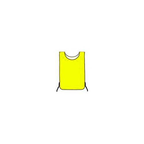 Pack of 10 Yellow AUK CD151 Jumbo Car Sponge