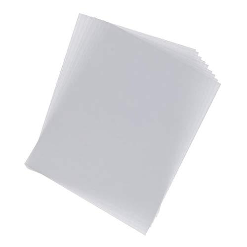 IPOTCH 10x Shrink Paper Shrinkable Film Schulmaterial Geschenk Weihnachten Kind Lernspiele