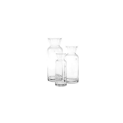 PASABAHCE set van 12 glazen pot Villagé Lt0.25 Arredo tafel