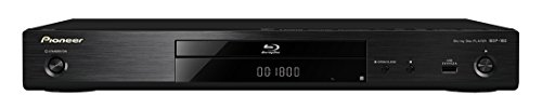 Pioneer Blu-ray Player bdp-180-k 4 K up-Scaling/Stimme mit Quick View mit der Audio -