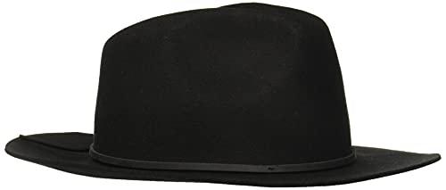 Brixton (BRJXN) Brixton Hat WESLEY black, L BRIMHATWES