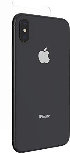 ZAGG InvisibleShield Glass+ Screen Protector – High-Definition Tempered Glass for Apple iPhone Xs MAX – Impact & Scratch Protection (Renewed)
