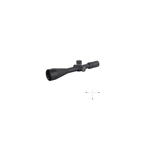 NightForce NXS5.5-22x56mm Riflescope - .250 MOA, ZeroStop, Moar Reticle C434,