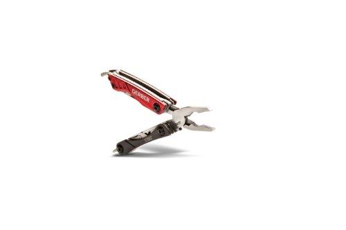 Gerber 190800 Multifunktionswerkzeug Multi-Tool Dime Messer, mehrfarbig, One size