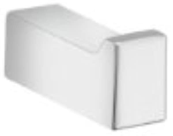 Keuco 11114010000 Hand Towel Hook Edition 11 Chrome Plated 47 Mm