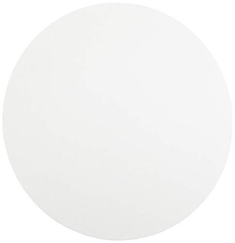 Clairefontaine biała deska płócienna, 30 cm okrągła, 3 mm grubości
