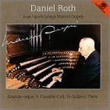 Prelude & Fugue in B Major Op 7 #1 by Marcel Dupre (2000-02-22)