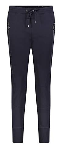 MAC Jeans Damen Future 2.0 Boyfriend Jeans, Dark Blue 198, 38W