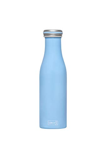 Lurch Thermosfles, Roestvrij Staal, Lichtblauw, 0,5L