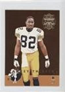 256013c341c Yancey Thigpen; Kevin Williams (Football Card) 1996 Playoff Trophy  Contenders - Mini Back