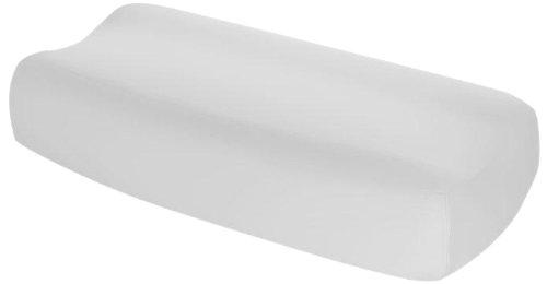 Fleuresse Vital-Comfort Jersey Nackenstützkissenbezug, silber